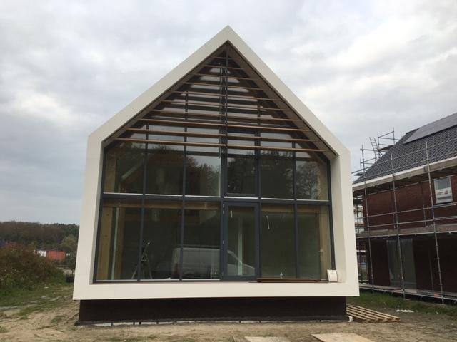 Kleine Prefab Woning : Prefab woning hout landelijke huizen door biuro projektw mtm styl