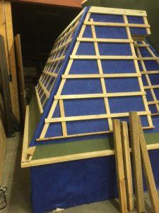 Houtskeletbouw Zeeland, houtskelet woning Brouwershaven