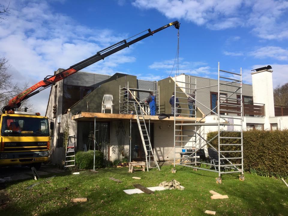 Prefab dakkapel Middelburg